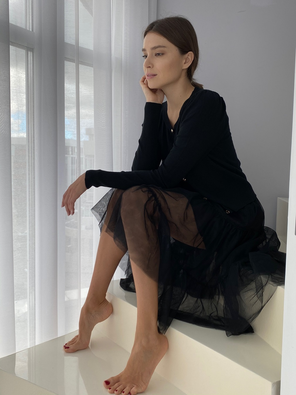 Платье, Ballerina, Tutu (черный)