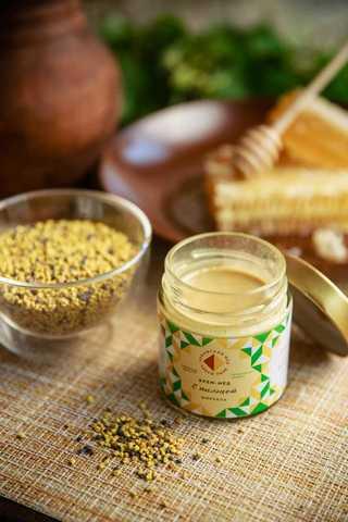 пыльца крем мед
