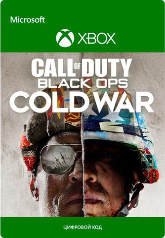 Call of Duty: Black Ops Cold War Standard Edition (Xbox, цифровой ключ, русская версия)