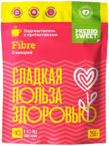 Сахарозаменитель Prebiosweet Fibre, пакет 250 г