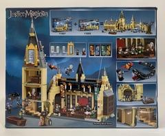 Гарри Поттер 11007 Большой зал Хогвартс 938 дет. Конструктор