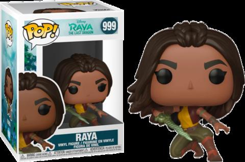 Фигурка Funko Pop! Disney: Raya and The Last Dragon - Raya