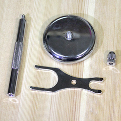Подставка для помазка и бритвенного станка