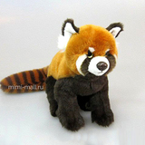 Мягкая игрушка Красная панда 22 см (Leosco)