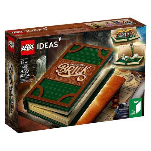 LEGO Ideas: Раскрывающаяся книга 21315 — Pop-Up Book — Лего Идеи