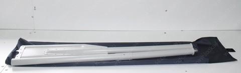 Разборные весла дюралюминиевого сплава по аналогу весла моторной лодки «Прогресс»
