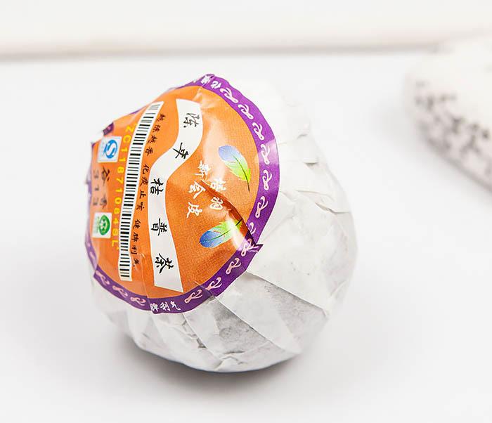 TEA-CH117 Шу Пуэр в мандарине (1 шт) фото 03