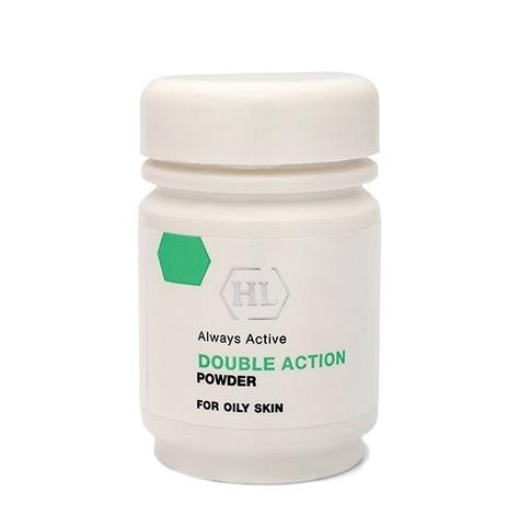 Пудра на основе сухих растительных экстрактов Holy Land Double Action Powder, 45 мл