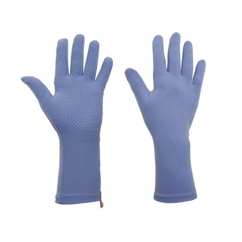 Перчатки садовые FOXGLOVES GRIP голубой
