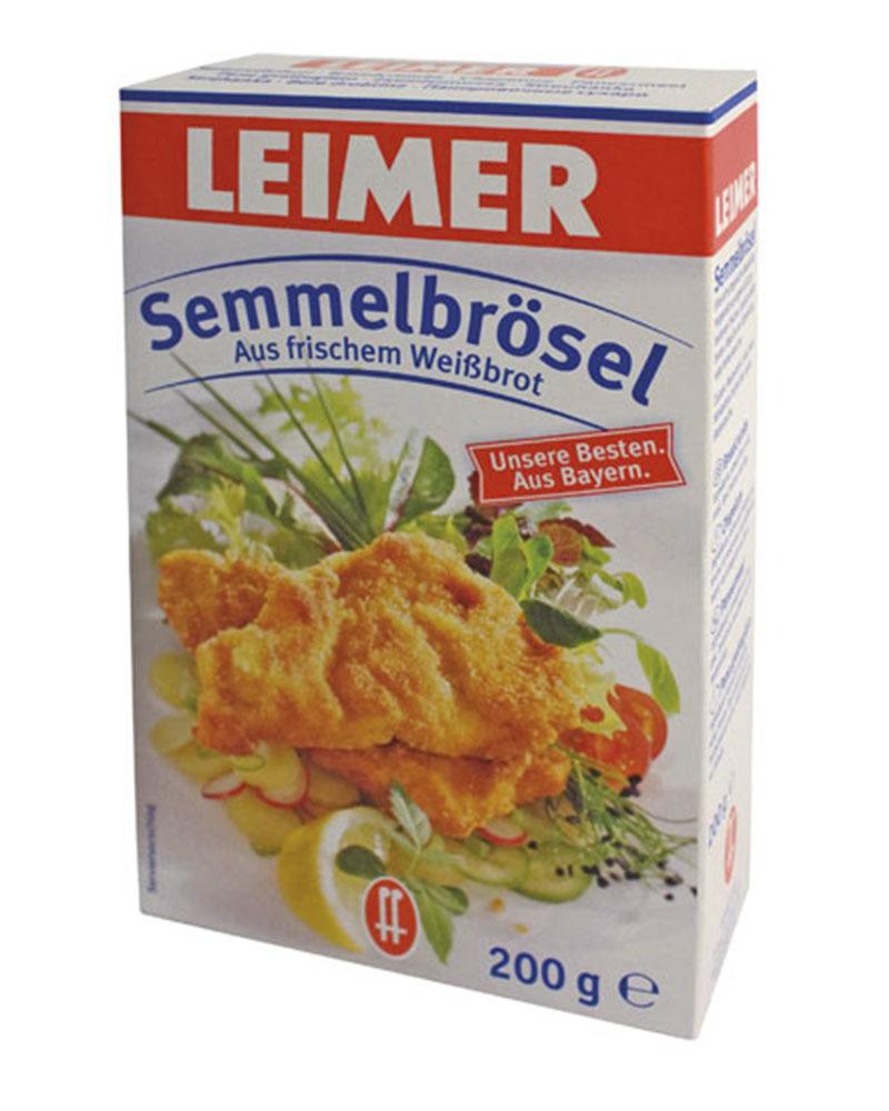 Панировочные Сухари Leimer 200 гр,