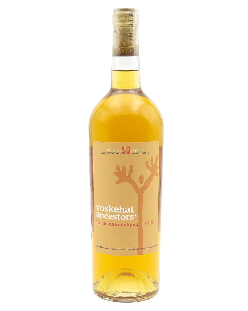 Вино Белое сухое Тринити Воскеат Предков 13,5%, 0,75л.