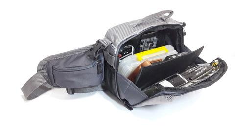 Сумка-пояс Grey pack