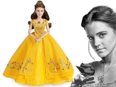 Бель Принцесса Диснея в магазине для девочек Магия кукол