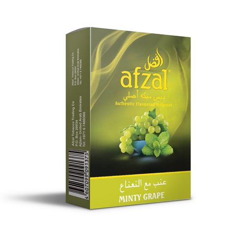 Табак Afzal Minty Grape 50 г