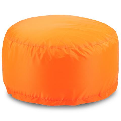Пуффбери Внешний чехол Кресло-мешок Таблетка  30x55x55, Оксфорд Оранжевый