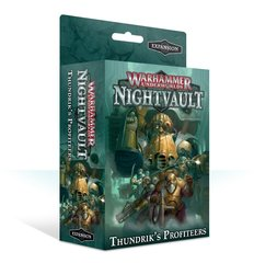 Warhammer Underworlds: Thundrik's Profiteers (Русское издание)