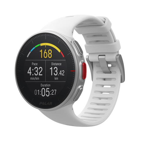 Мультиспортивные GPS-часы POLAR Vantage V белые