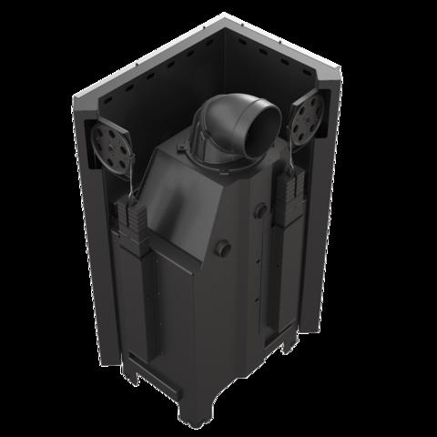 Каминная топка Kratki MBZ/L/BS/G (13 кВт)