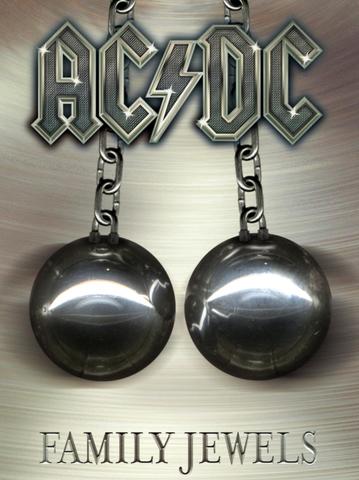 AC/DC / Family Jewels (2DVD)