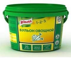 Бульон овощной 1-2-3 Knorr 2кг