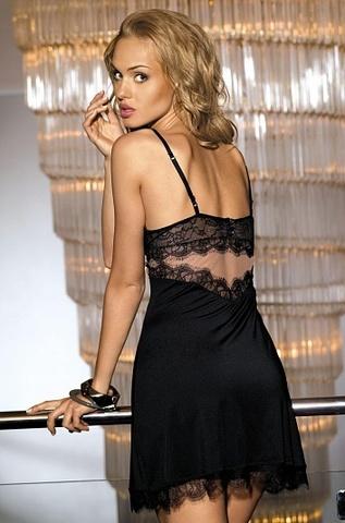 Сорочка женская с кружевом  MIA-MIA Elegance ЭЛЕГАНС 2003