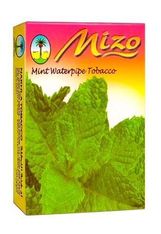 Табак для кальяна Nakhla Mizo Mint 50 гр.