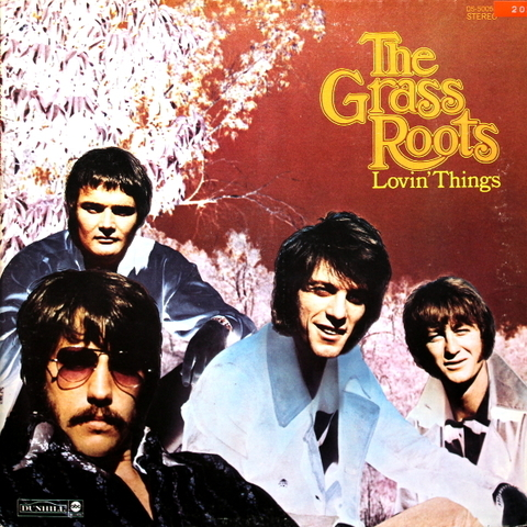 The Grass Roots / Lovin' Things (LP)