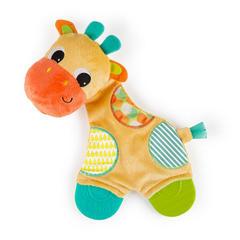 Bright Starts Мягкая игрушка-прорезыватель Жираф (8916-3)