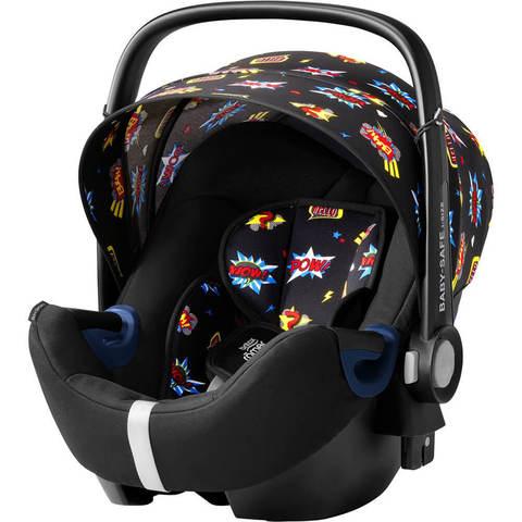 Автокресло Britax Roemer Baby-Safe2 i-Size Comic Fun