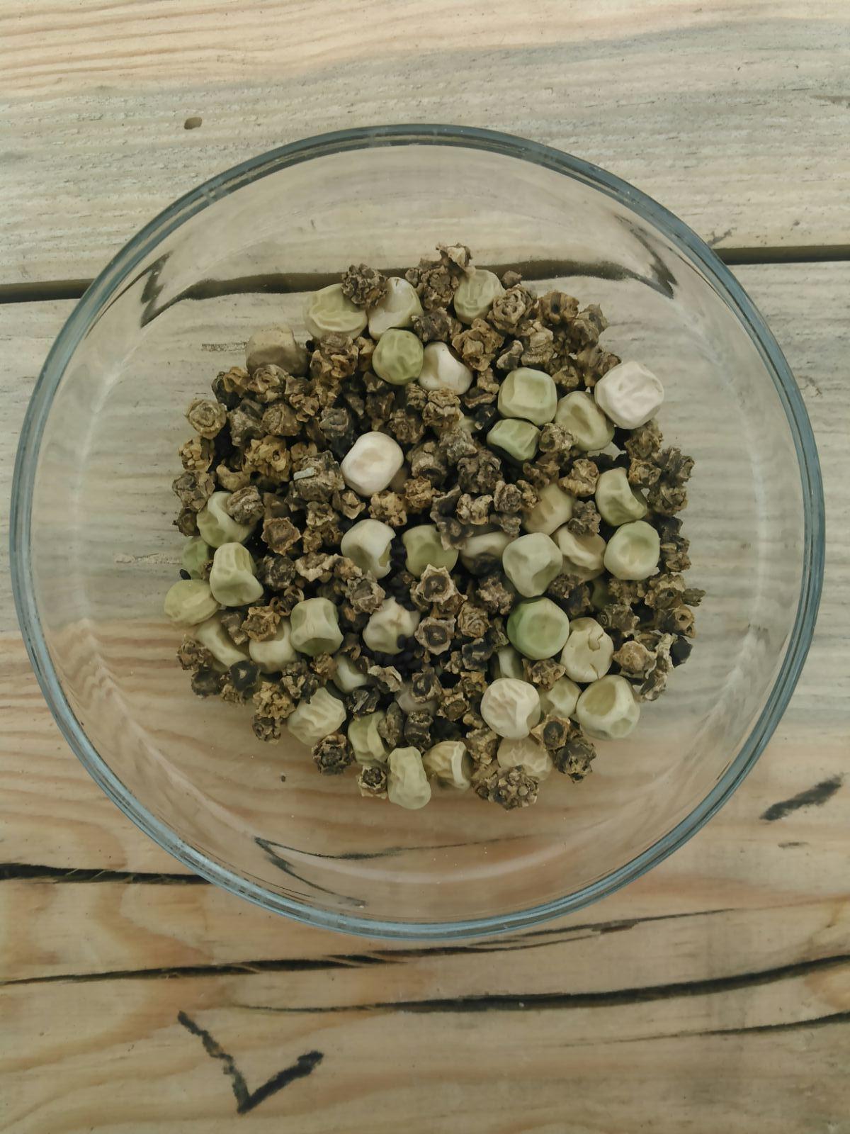 Семена Микрозелени Мечта Гурмана 10 г. LUCKY HARVEST (Украина)