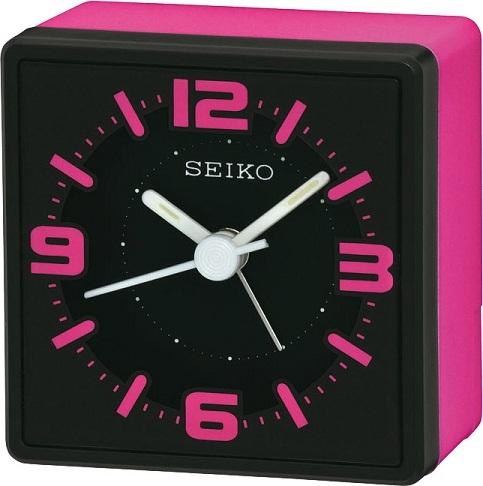 Настольные часы-будильник Seiko QHE091PN