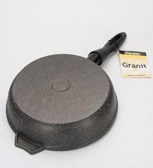 Сковорода «Гранит» несъемная ручка 22 см 22701