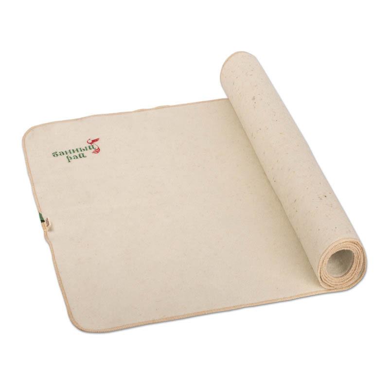 Коврик-лежак для бани и сауны 180*60см.