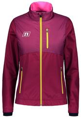 Тёплая Элитная Лыжная Разминочная Куртка Noname Hybrid Jacket 19 Wos Purple женская