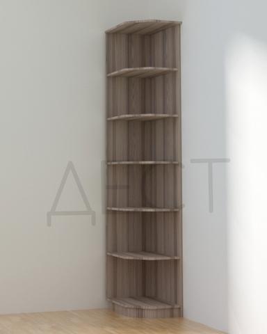 Стеллаж угловой ВЕНА  /404*2100*580/