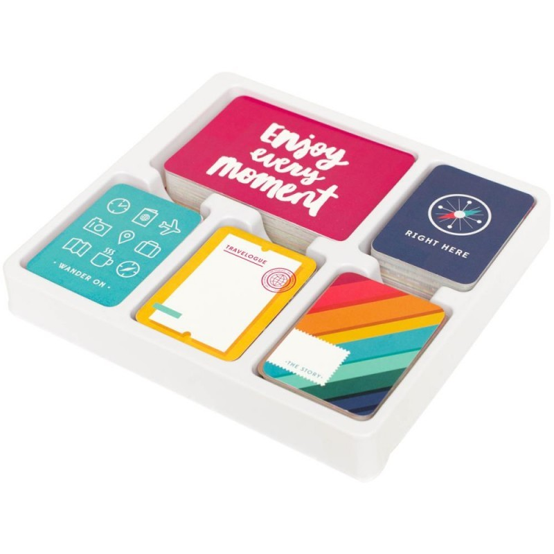 Wander Edition KIT- большой комплект карточек для Project Life