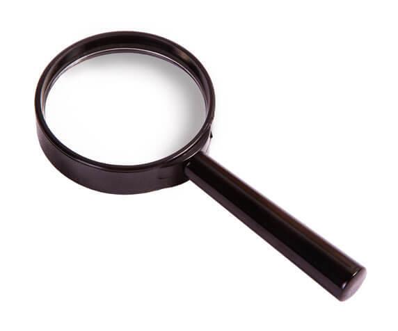 Лупа ручная Levenhuk Zeno Handy ZH3 - диаметр линзы 50 мм