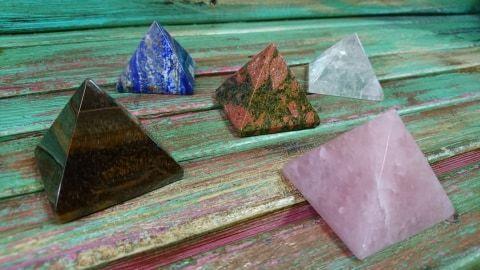 Пирамидки в ассортименте 4-5 см, шт.