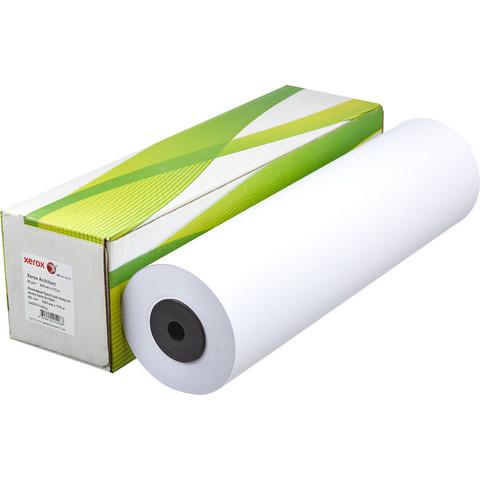 Бумага широкоформатная Xerox Architect (диаметр втулки 76 мм, длина 175 м, ширина 620 мм, плотность 80 г/кв.м, белизна 170 %)