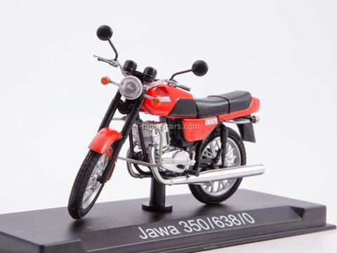Motorcycle Jawa 350/638-0-00 1:24 Our Motorcycles (MODIMIO Collections) #2