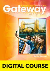 Mac Gateway 2Ed A1+ Digital Student's Book Premium Pack