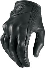 Мотоперчатки - ICON PURSUIT (женские, черные)