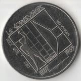1987 P2967 Швейцария 5 франков Курбвсиер