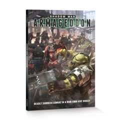 Книга Shadow War: Armageddon