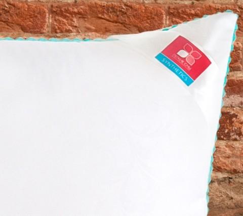 Подушка из искусственного лебяжьего пуха Перси 70x70