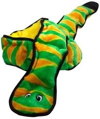 Игрушка для собак Petstages OH  Invincibles Змея XXL 12 пищалок 1,5 метра