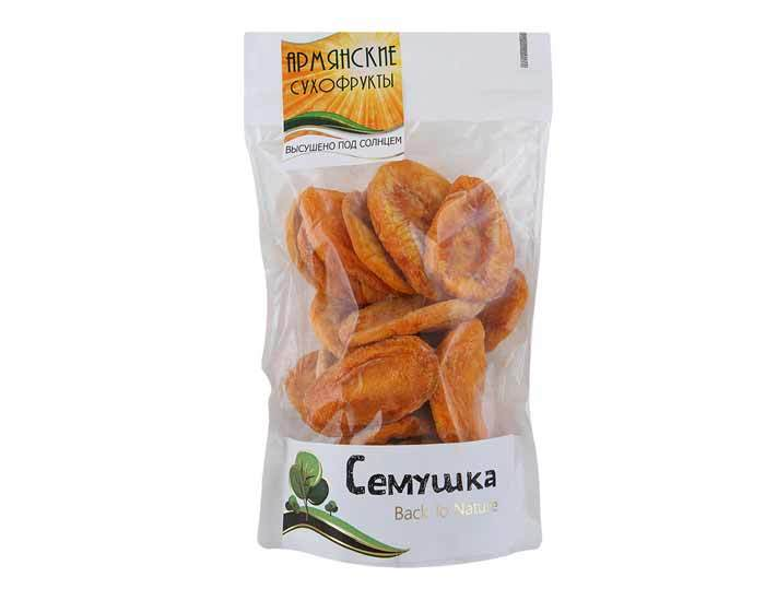 Персики сушеные «Семушка», 250 г