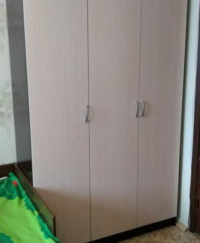Шкаф распашной трехдверный Бася (ШК 557)