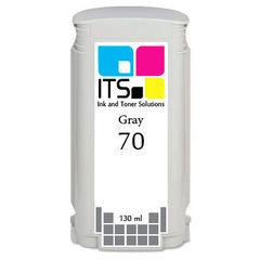 Картридж для HP 70 (C9450A) Gray 130 мл