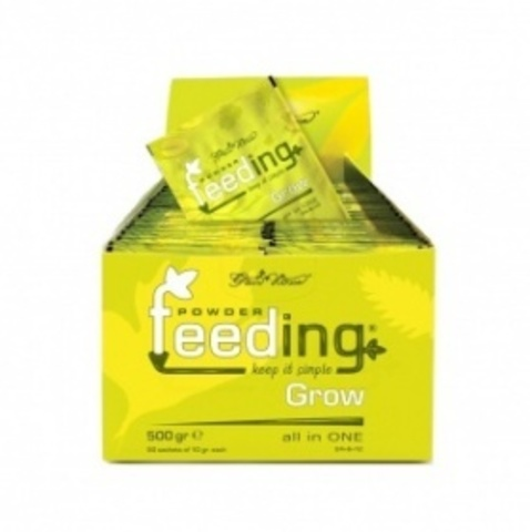 Powder Feeding Grow 0,125 kg